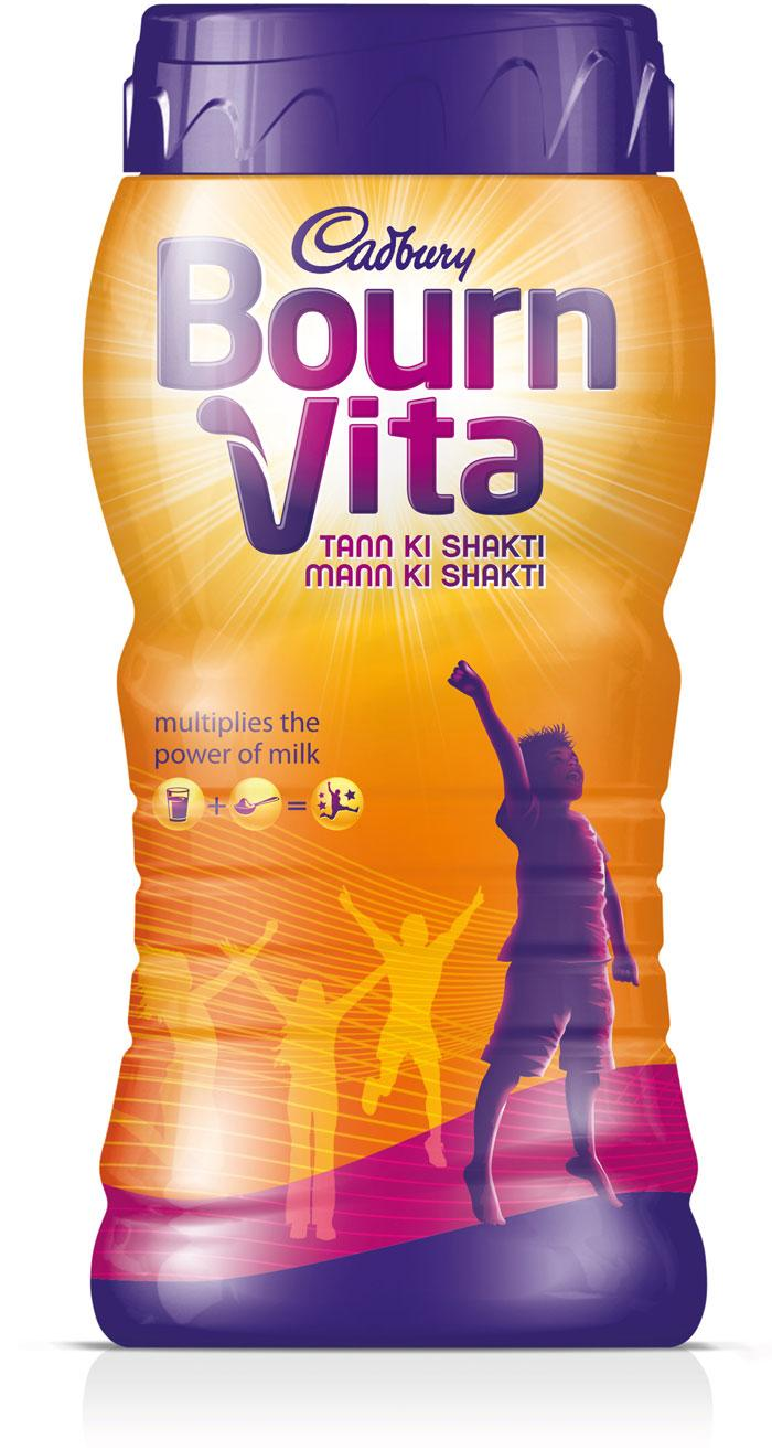 Cadbury Bournvita - The Dieline: The World's #1 Package Design Website -