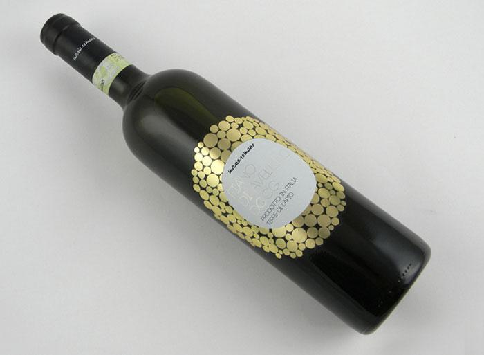 Fiano di Avellino DOCG - The Dieline: The World's #1 Package Design Website -