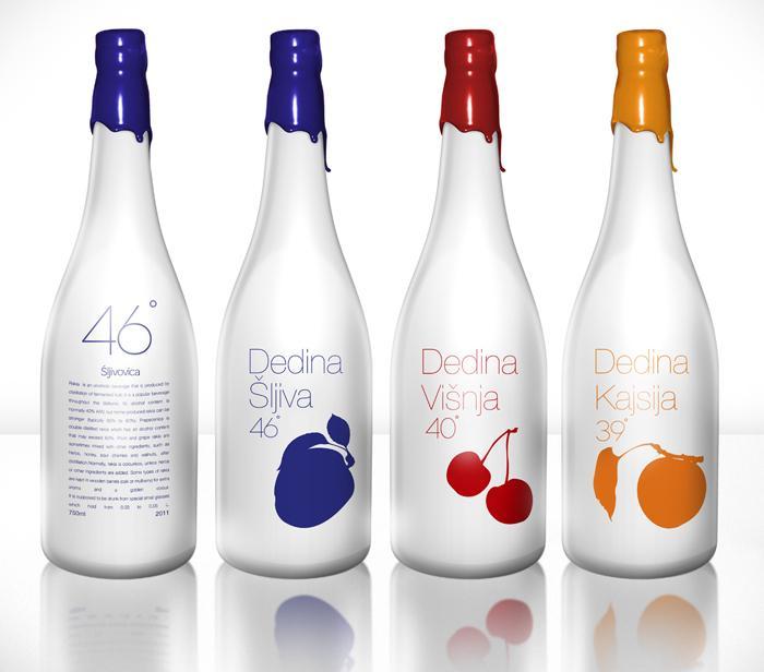Student Spotlight: DedinaRakija - The Dieline: The World's #1 Package Design Website -