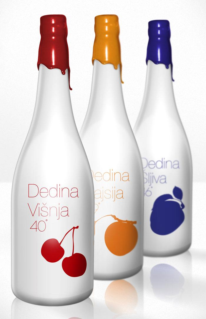 Student Spotlight: Dedina Rakija - The Dieline: The World's #1 Package Design Website -