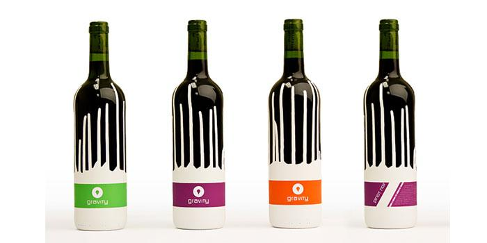 Student Spotlight: Gravity Wine - The Dieline: The World's #1 Package Design Website -