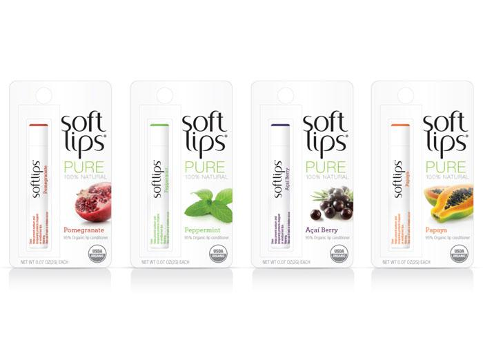 Dragon Rouge Redesigns and Repositions Softlips - The Dieline: The World's #1 Package Design Website -