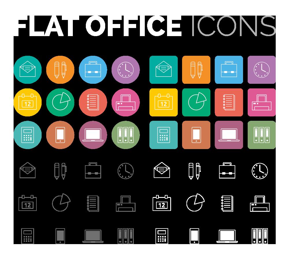 bilmaw » Office Icons #362483 on Wookmark