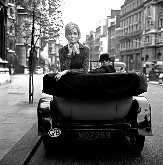 Piccsy :: Black And White Fashion Photography By Georges Dambier