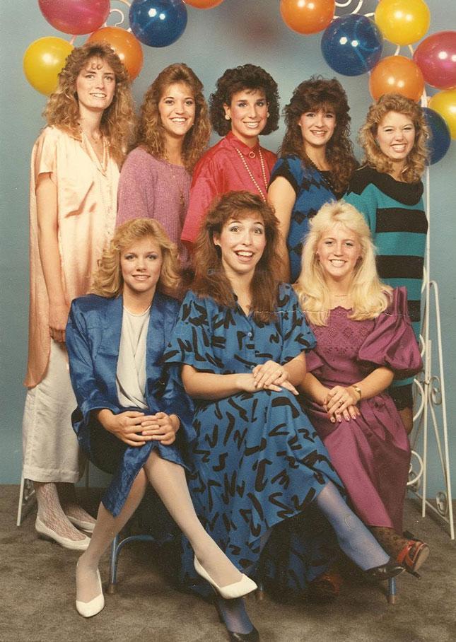 Daily Geek Show » La folie des années 1980 en photos