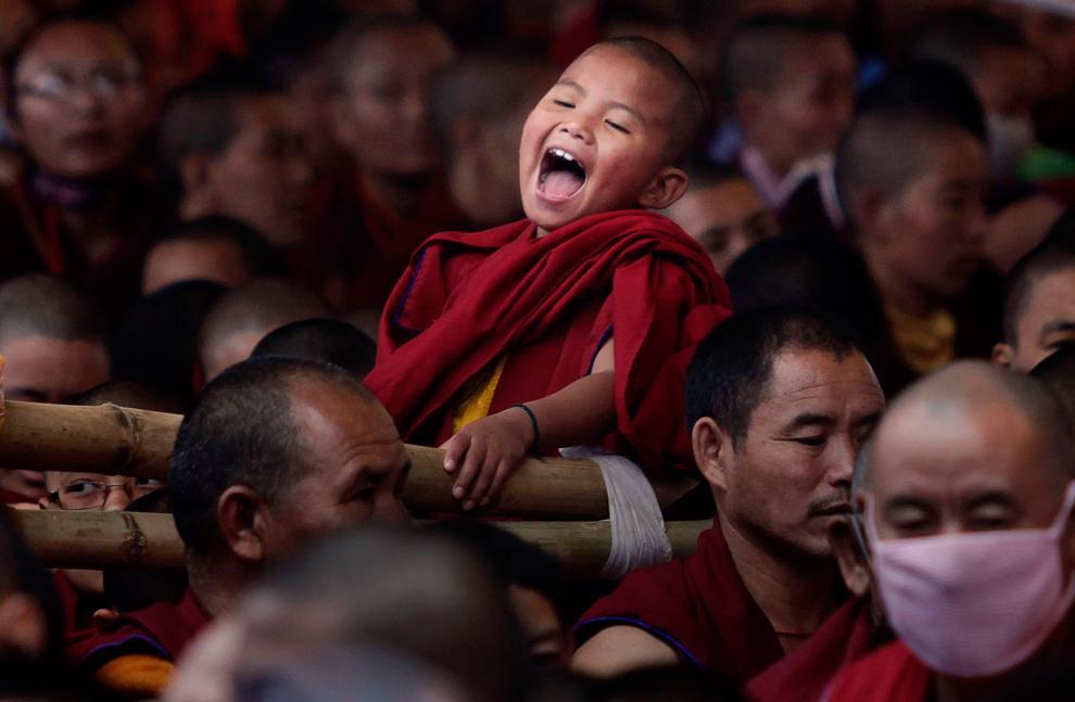 Kalachakra: A festival of teachings and meditations - The Big Picture - Boston.com
