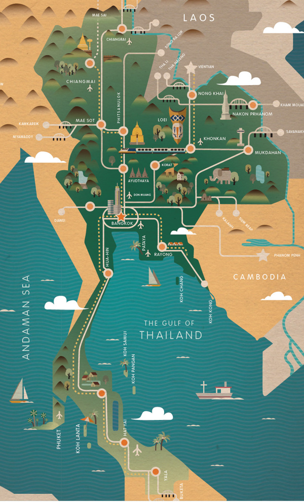 THE FUTURE OF THAILAND on