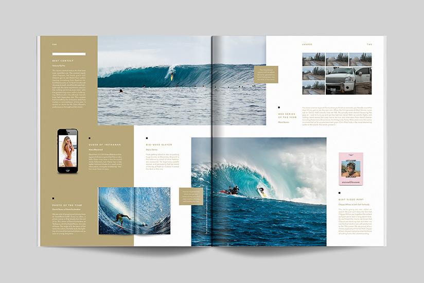 verizon / surf awards | Wedge & Lever