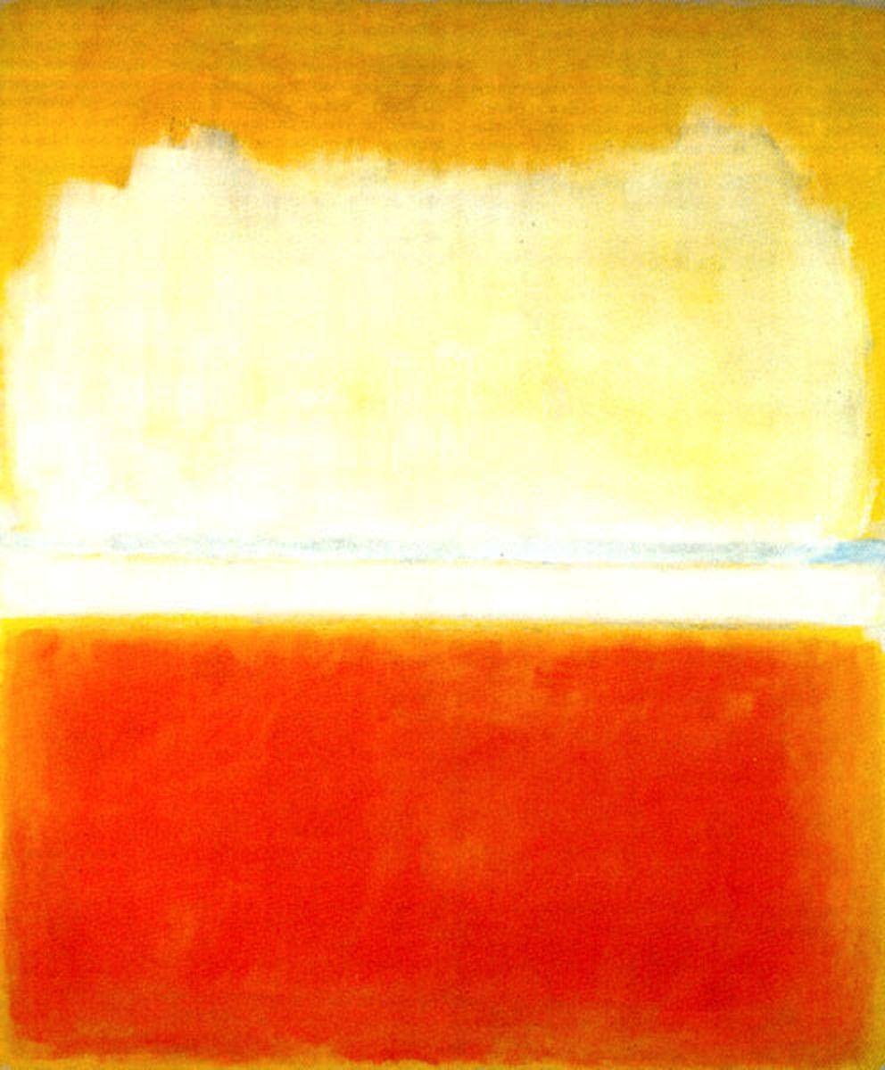 Victoria Topping illustration: a Rothko moment