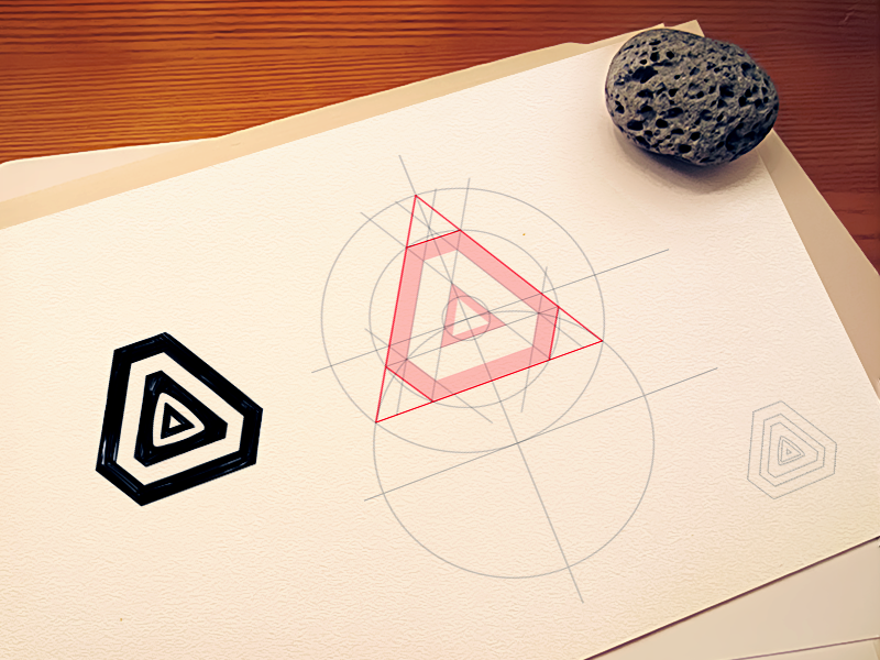 Space station – Logo design | Inspiration DE