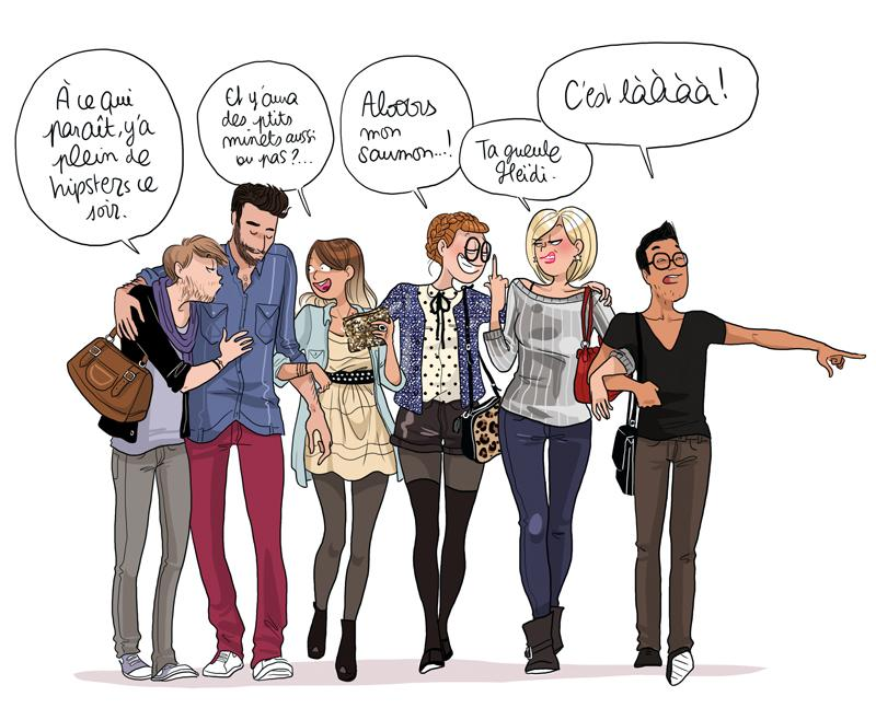 Diglee - Blog d'Illustratrice