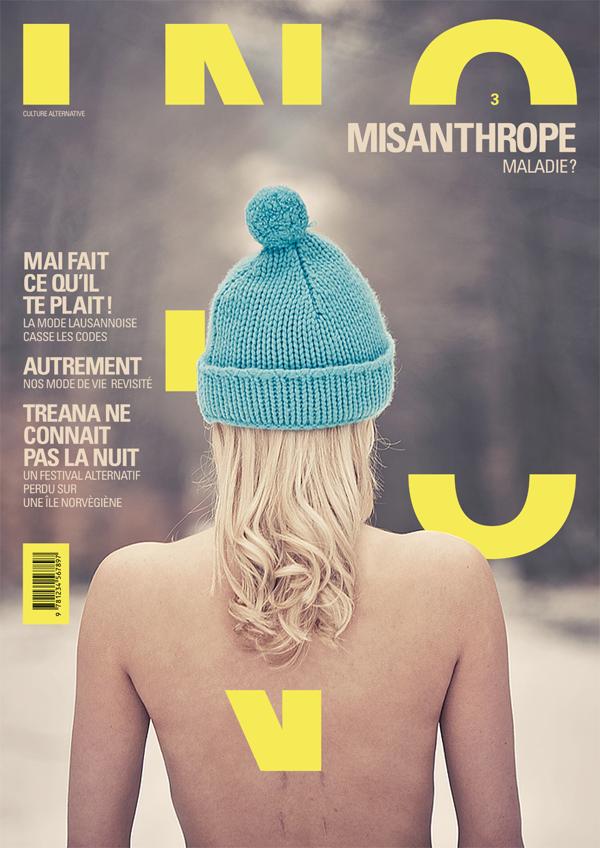 INO magazine by Lionel Melchiorre   Inspiration DE