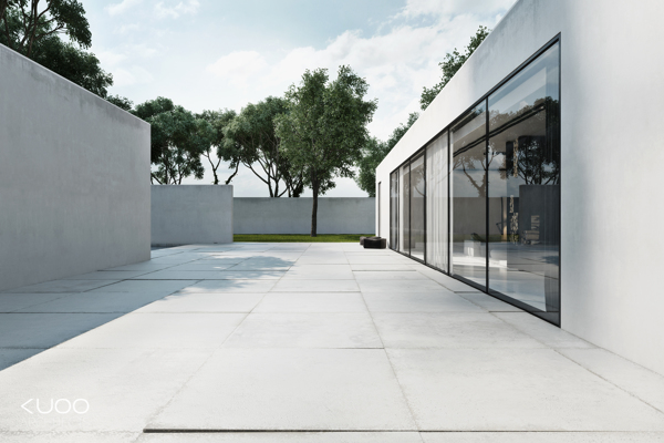 PRIVATE HOUSE exteriors on
