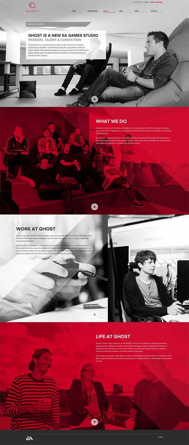 #webdesign | web portfolio