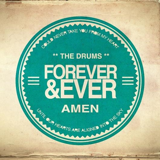 Designspiration — the_drums-logo2 | Flickr - Photo Sharing!