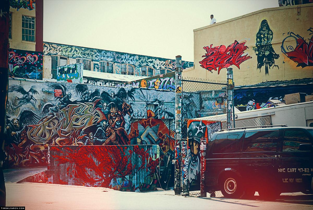 5Pointz Graffiti – Street Art Museum in NYC « timsklyarov.com
