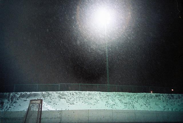 snowy rink | Flickr - Fotosharing!