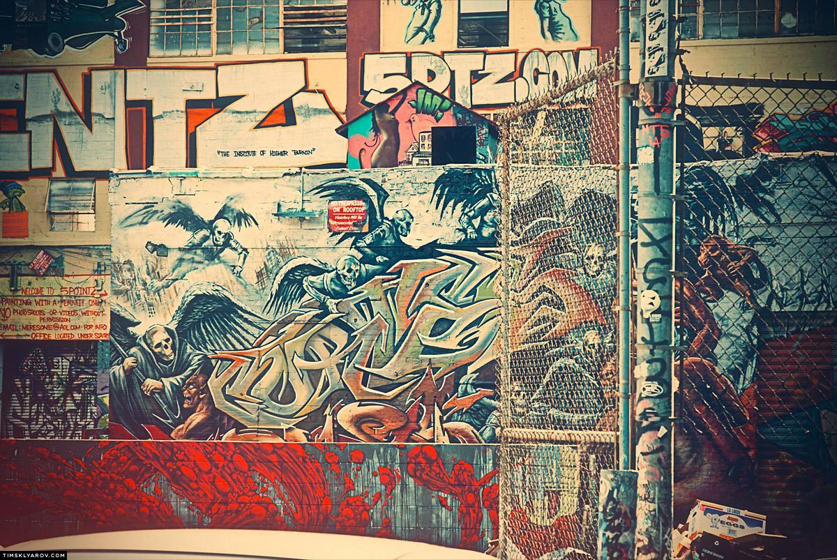 5Pointz Graffiti – Street Art Museum in NYC « timsklyarov.com