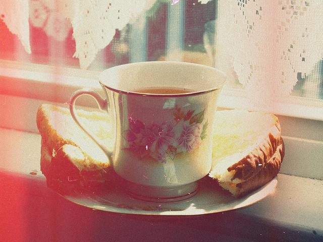 Bread And Water Can So Easily Be Toast And Tea | Flickr - Fotosharing!