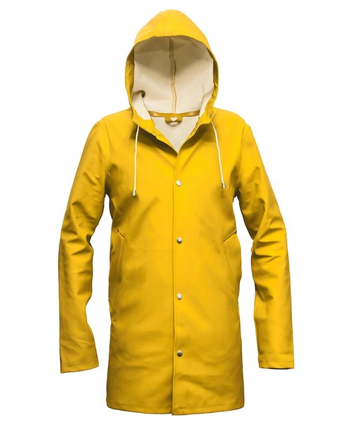Stutterheim Stockholm Raincoat. sale discount coupon promo code | fashionstealer