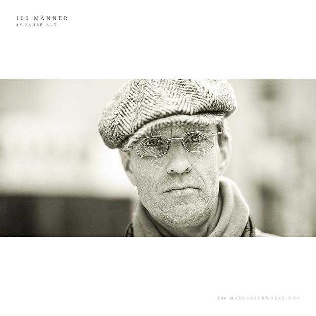 100 Männer / 45 Jahre | Flickr - Fotosharing!