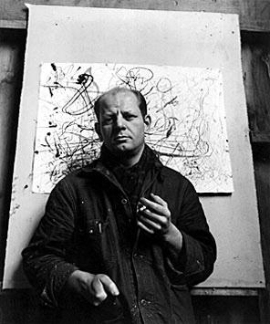 Portrait of Pollock | Flickr - Fotosharing!