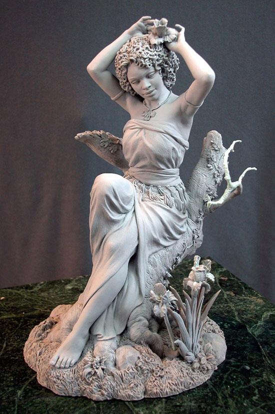 Sculpture by Mark Newman | Inspiration DE