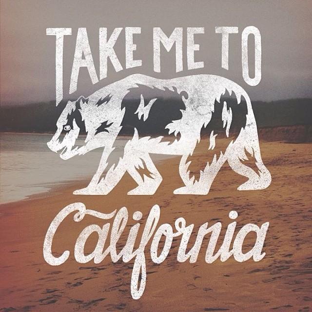 Take me to California | Inspiration DE