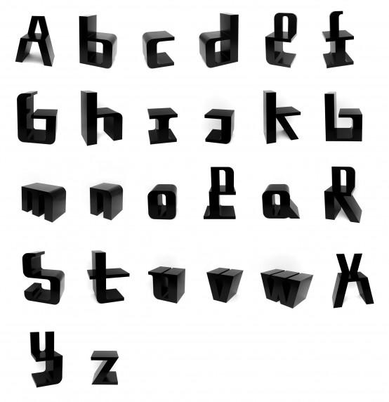 Letterology: Alphabet
