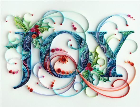 Quilled joy | Flickr - Photo Sharing!