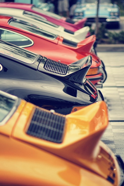 Porsche: The line up… | Inspiration DE