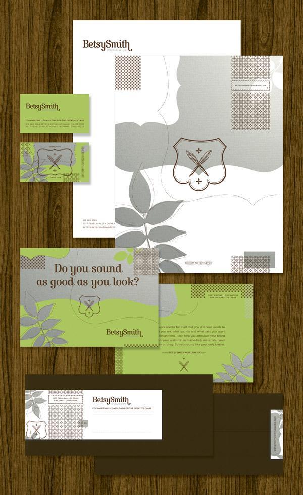 French Paper Sample Room: Letterhead