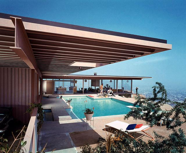 1959- case study house #22 - Pierre Koening - Architect | Flickr - Photo Sharing!