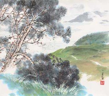Photo peinture de He Yifu (383) - Photos