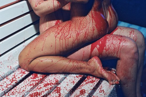 bench, blood, bloody, sex - image #452708