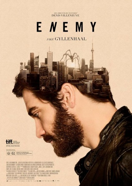 ENEMY Teaser Trailer and Poster. ENEMY Stars Jake Gyllenhaal | Collider