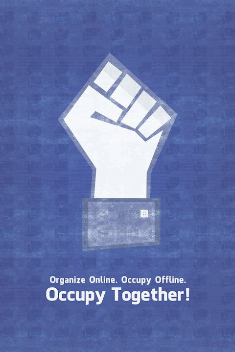 40 Exciting Occupy Movement Poster Designs | inspirationfeed.com
