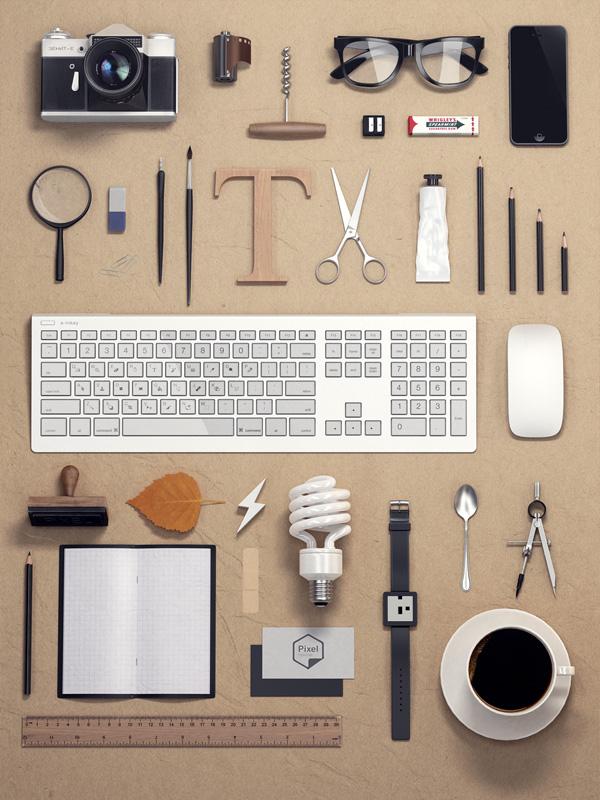 E-inkey Keyboard Concept by Maxim Mezentsev & Aleksander Suhih » Yanko Design