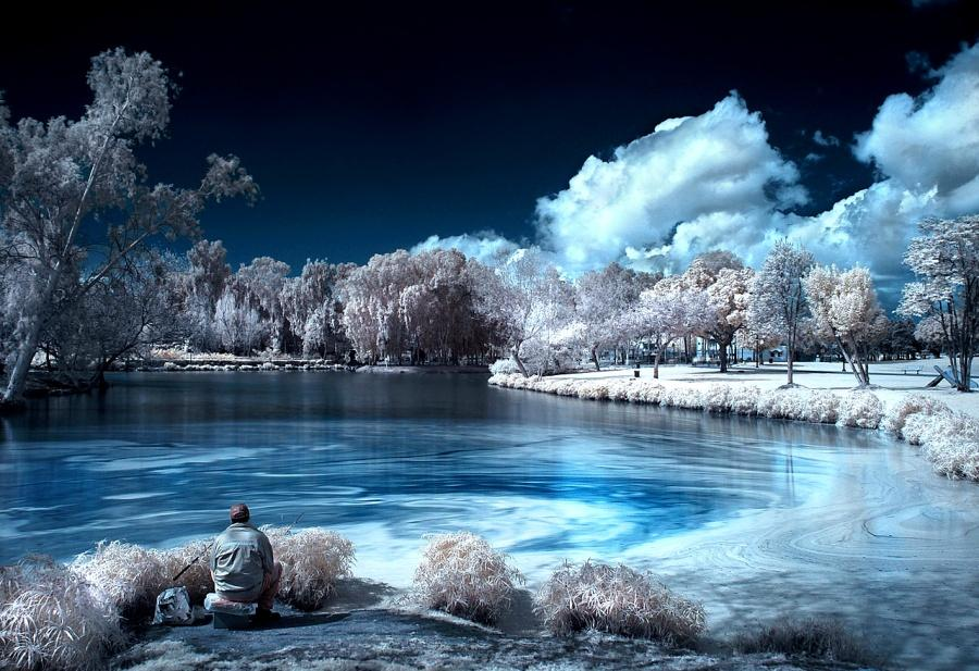 45 Impressive Examples of Infrared Photography | inspirationfeed.com