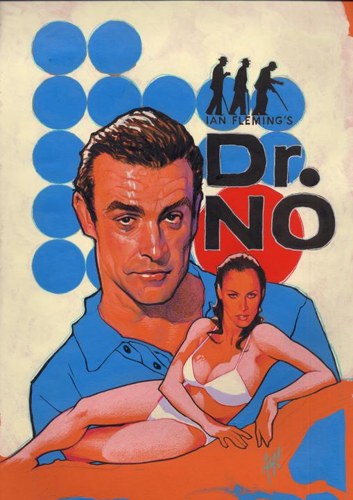 Dr__No_Commission_by_AdamHughes.jpg (509×720)