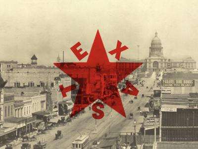Texas by Trent Walton
