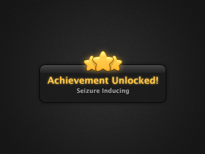 Achievement Unlocked! by Jeff Broderick #3761 on Wookmark