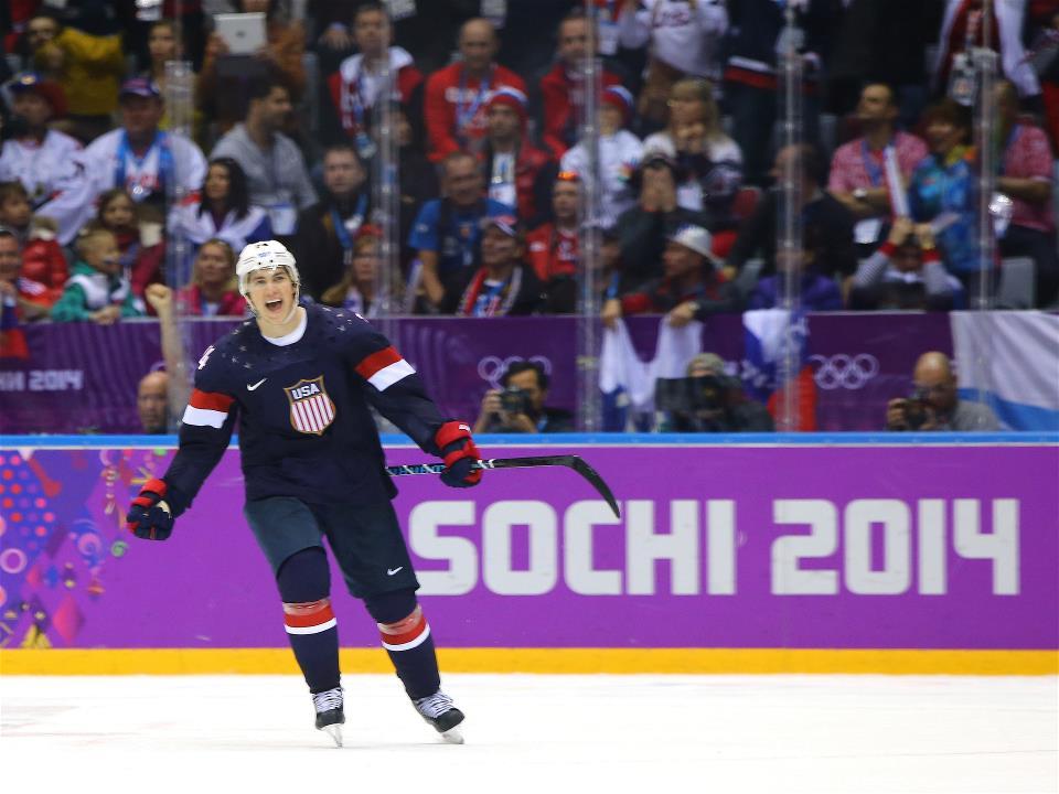 Sochi 2014 Day 9 - Ice Hockey Men's Prelim. Round - Group A - Photo - Sochi 2014 Olympics