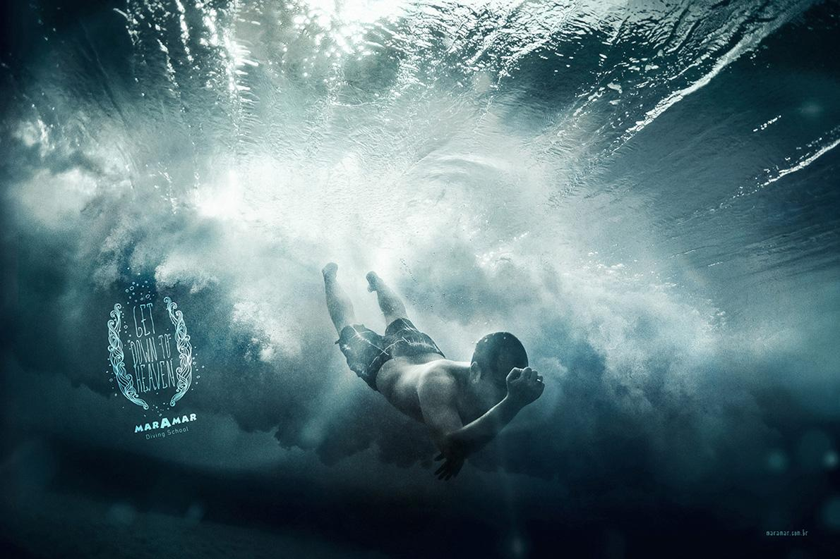 Maramar Diving School: Get Down To Heaven, 3 | Ads of the World™