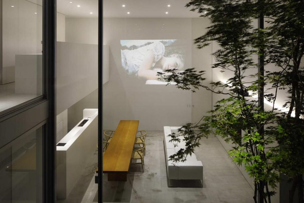 Architecture Photography: Cube Court House / Shinichi Ogawa & Associates - Cube Court House / Shinichi Ogawa & Associates (204217) - ArchDaily