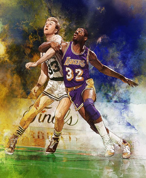 Sport Illustrations II on