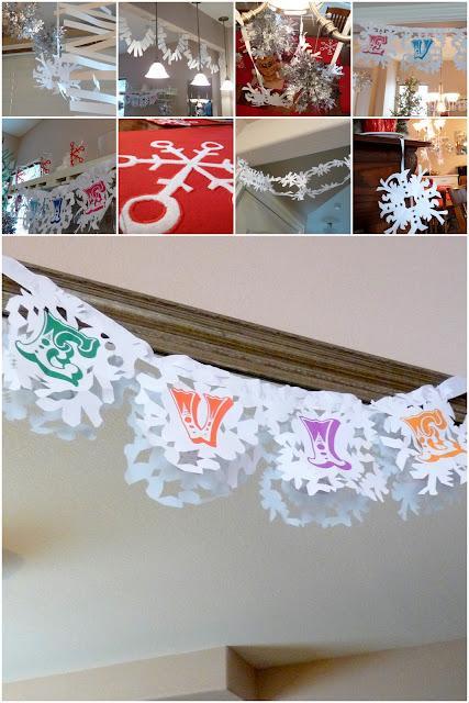 kojotutorial: snowflake banner | kojodesigns
