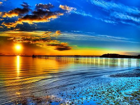 Sunset - Sunsets Wallpaper 965866 - Desktop Nexus Nature