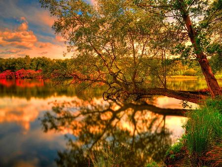 Fall reflection - Lakes Wallpaper 965857 - Desktop Nexus Nature