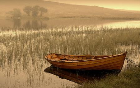 Boat on the River - Other Wallpaper 965587 - Desktop Nexus Nature